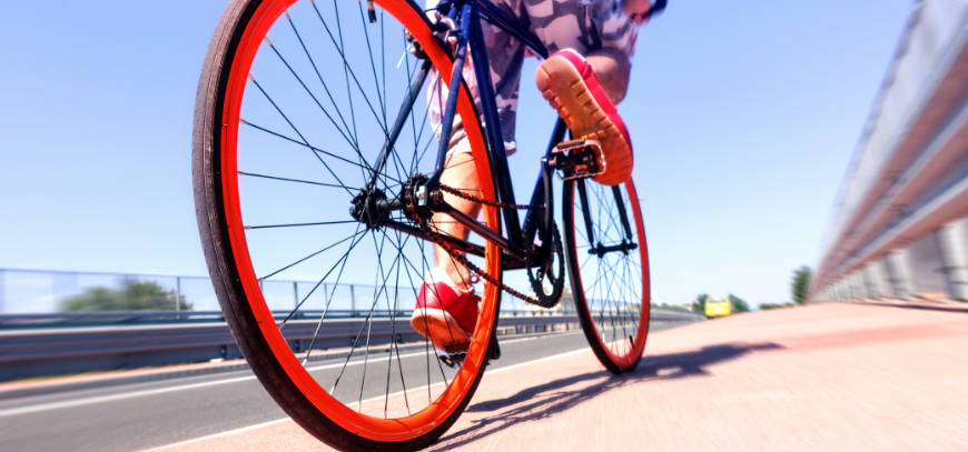 Estudio Biomecánico Ciclismo en Málaga
