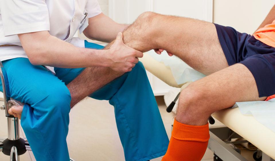 Tratamientos de fisioterapia deportiva en la clínica de fisioterapia en la zona de vialia